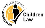 Children law, Law Society emblem